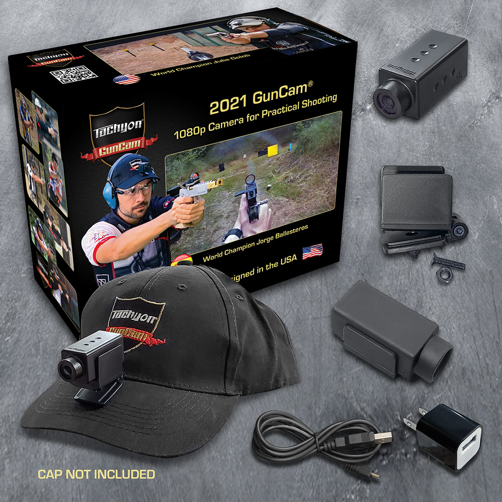 Tachyon GunCam mini, Practical Shooting